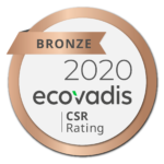 ecovadis csr rating 2020